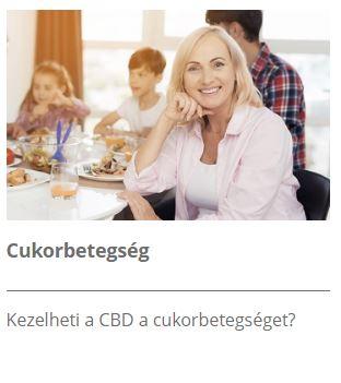 CBD és a cukorbetegség, vércukor ingadozás