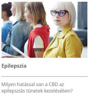 CBD és az epilepszia